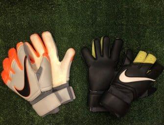 Le Top 5 des gants de gardien avec Keeper Spirit