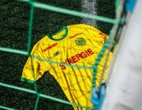 New Balance présente les maillots 2018-2019 du FC Nantes