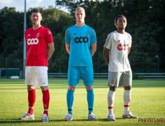 New Balance présente les maillots 2018-2019 du Standard de Liège
