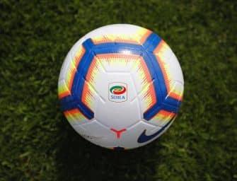 Nike dévoile le nouveau ballon Merlin de la Serie A pour la saison 2018/2019