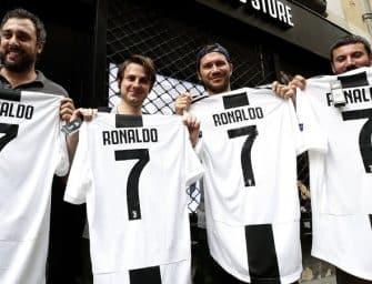 Quand l'arrivée de Cristiano Ronaldo à la Juve contraint Cuadrado à changer de numéro