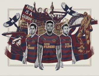 Newcastle dévoile ses maillots Puma pour la saison 2018-2019