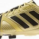Adidas Nitrocharge Kevlar Noire et Or