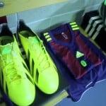 Tout savoir sur les chaussures de football Adidas