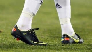 Image de l'article Cristiano Ronaldo signe un contrat à vie avec Nike