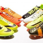Les chaussures de la 1/2 Atletico Madrid – Chelsea