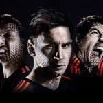 Adidas dévoile « Battle Pack » Adizero F5O Messi