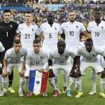 Les chaussures de France – Nigéria