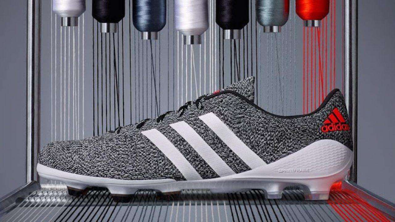 Adidas lance une édition limitée NoirBlanc de la Primeknit