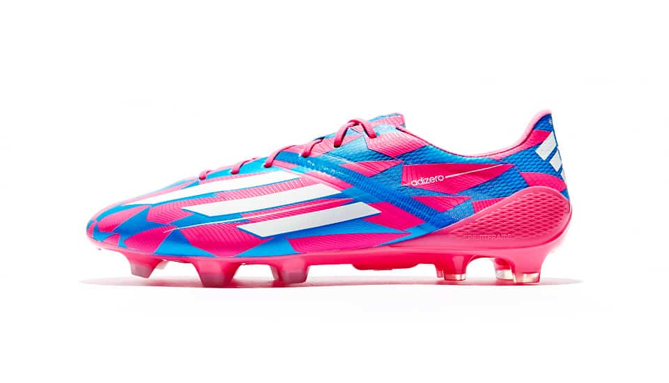 adidas f50 adizero rose