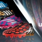 Adidas sort son Tribal Pack