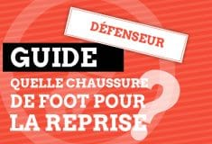Image de l'article Guide : les chaussures de foot pour un défenseur