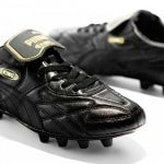 Puma King Top Di Noir & Or