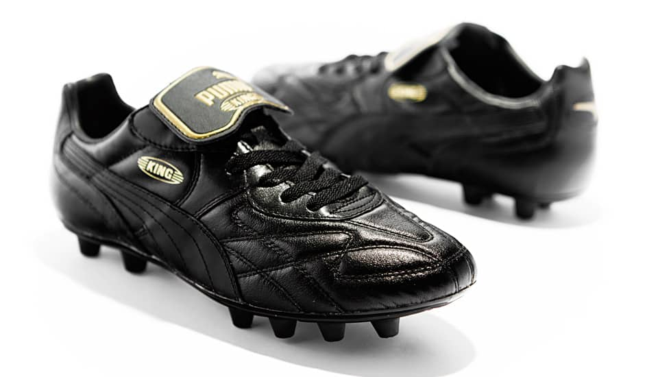 Di amp; Noir Puma King Top Or nSqHITwE7x