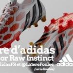 Joue et gagne une paire d'Adidas Predator Raw Instinct