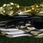 Des souliers en or pour James Rodriguez