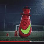 Vidéo : Publicité Nike Mercurial Superfly IV