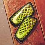 Découverte des protège-tibias Nike Flylite