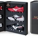 Pack 30ème anniversaire des Mizuno Morelia