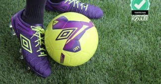 Image de l'article Test Umbro UX-1 Violet/Jaune