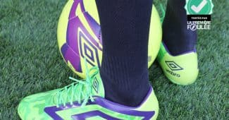 Image de l'article Test des Umbro Geoflare Camo