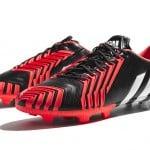 adidas Predator Instinct Noir/Rouge/Blanc