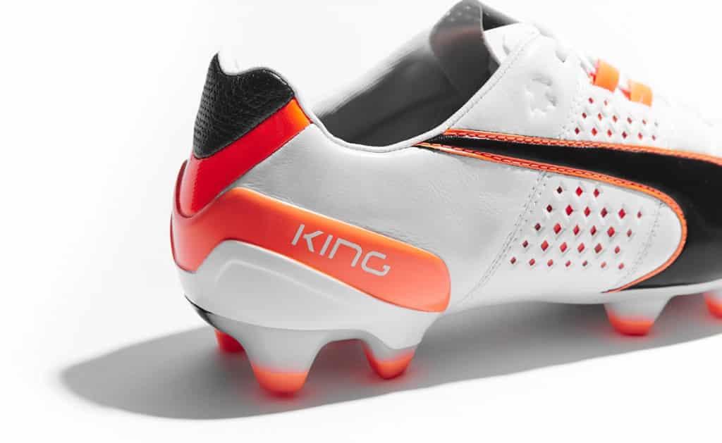 chaussure-puma-king-II-Blanc-Noir-Orange-5