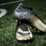 Nike félicite CR7 avec des Mercurial Superfly en Or Rare!