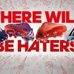 adidas lance la campagne #THEREWILLBEHATERS
