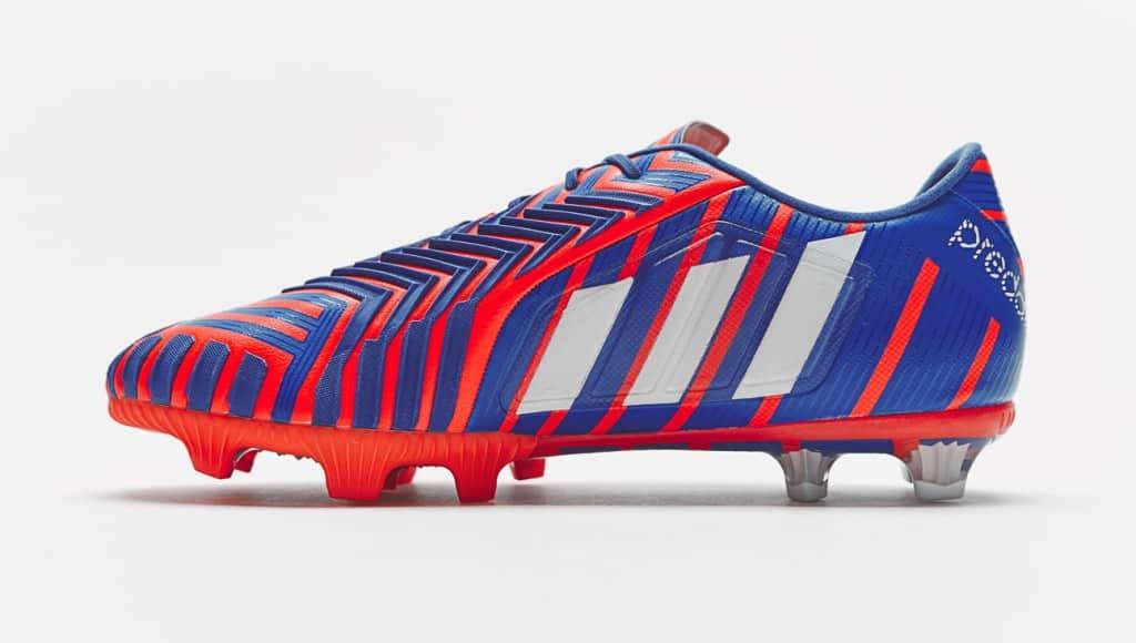 chaussure-adidas-predator-instinct-rouge-bleu-2
