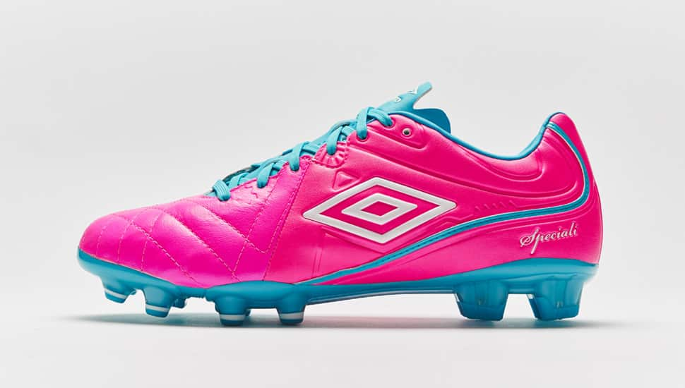 chaussure-football-umbro-speciali-4-rose