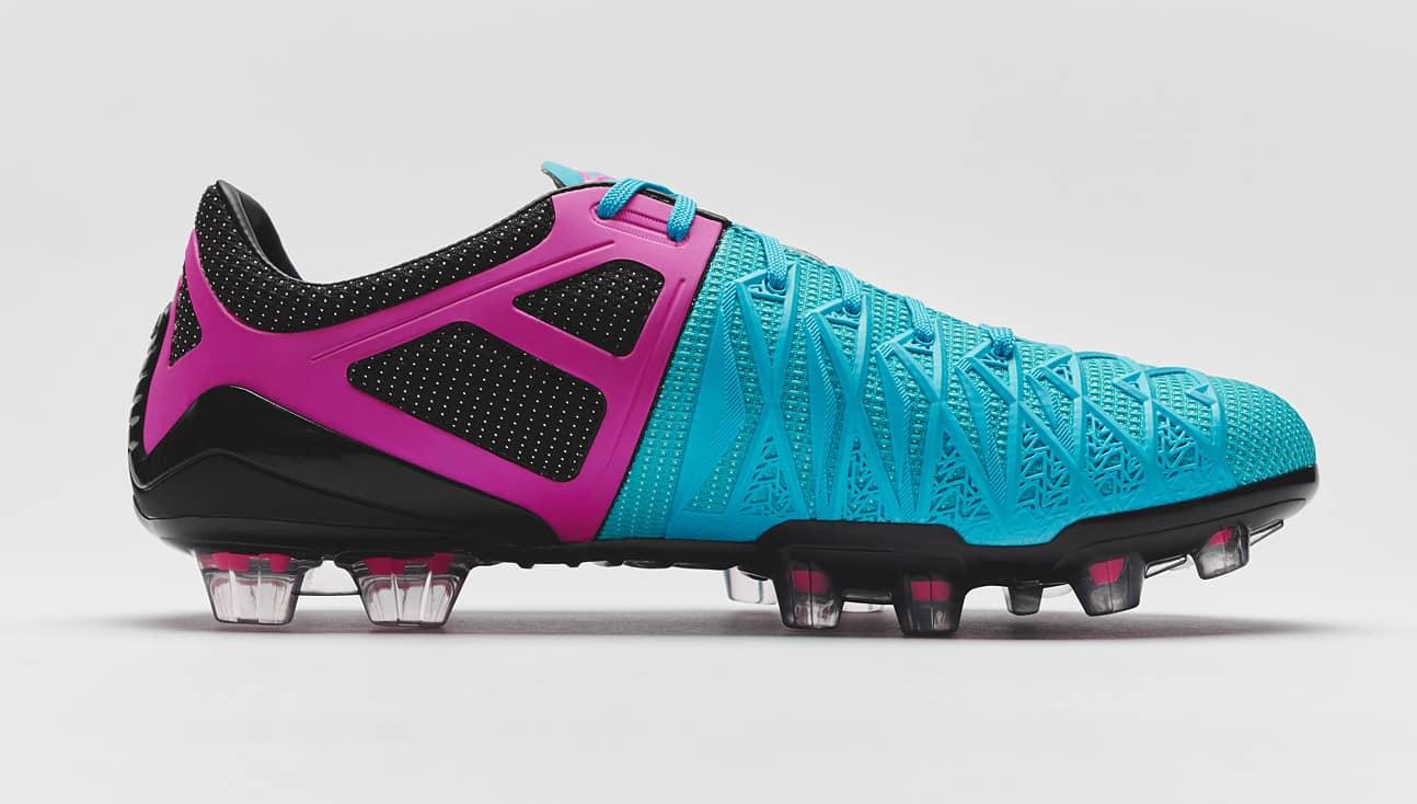 chaussure-football-umbro-ux1-bleu-rose-2