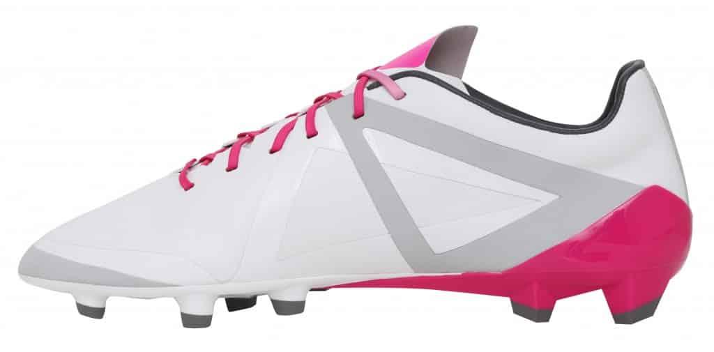 chaussure-umbro-velocita-pro-blanc-gris-rose-2