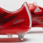 Nouvelles adidas f50 Rouge solar/Noir/Blanc
