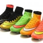 Mes chaussures de foot de 2014 par Romain