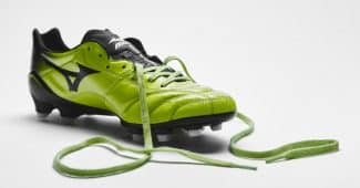 Image de l'article MIZUNO Monarcida « Lime/Black » – Made in Japan