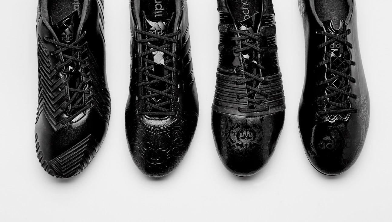 adidas dévoile son « Black Pack »