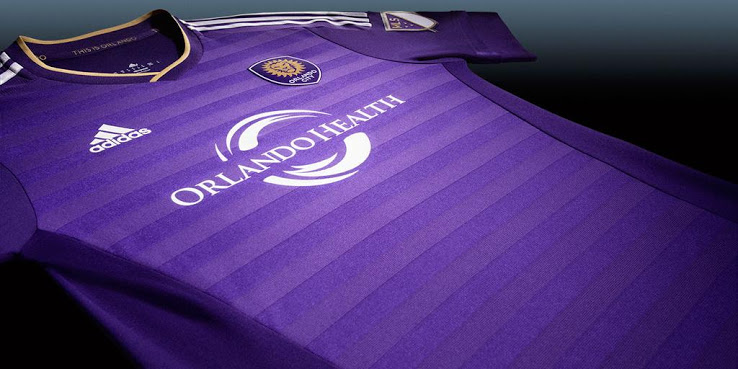 Maillot MLS 2015 - Orlando City