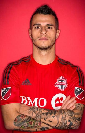 Maillot MLS 2015 - Toronto FC