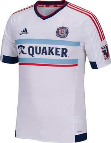 Maillot MLS 2015 - Chicago Fire