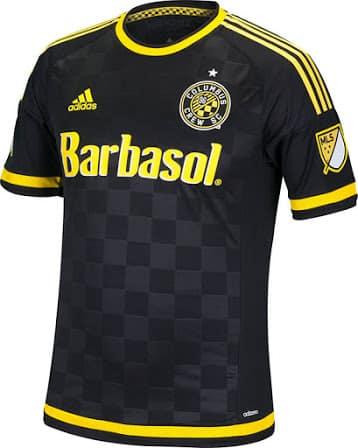Maillot MLS 2015 - Columbus Crew