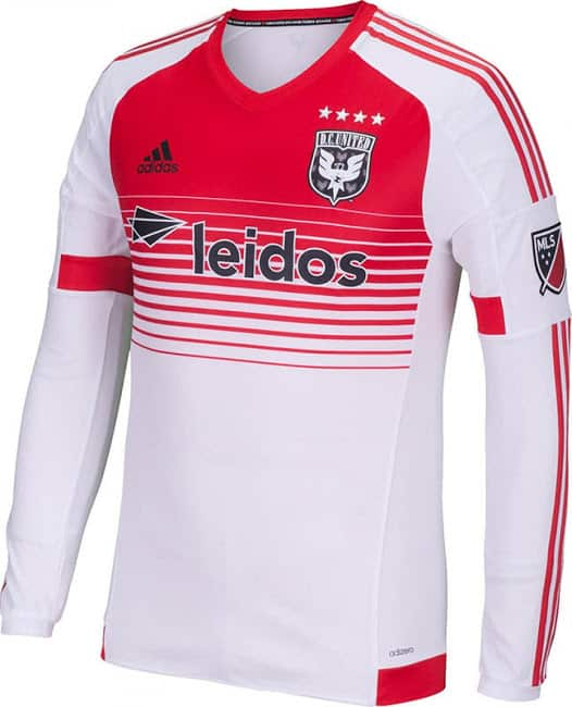 Maillot MLS 2015 - DC United