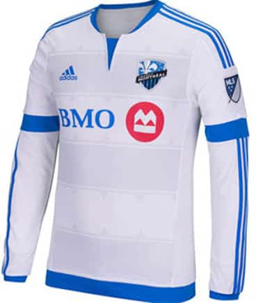 Maillot MLS 2015 - Impact Montreal