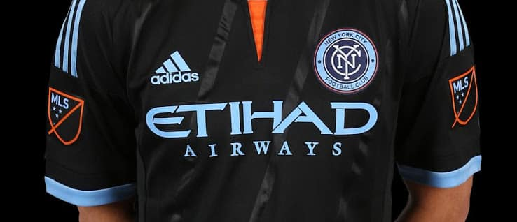 Maillot MLS 2015 - New York City