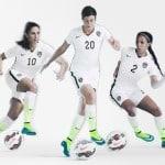 Nike lance un pack Femme pour la Coupe du Monde 2015