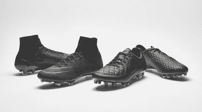 Inspiré par les académies de football, Nike lance sa gamme Nike Academy Black Pack