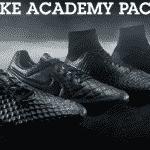 Nike dévoile le Nike Academy Black Pack