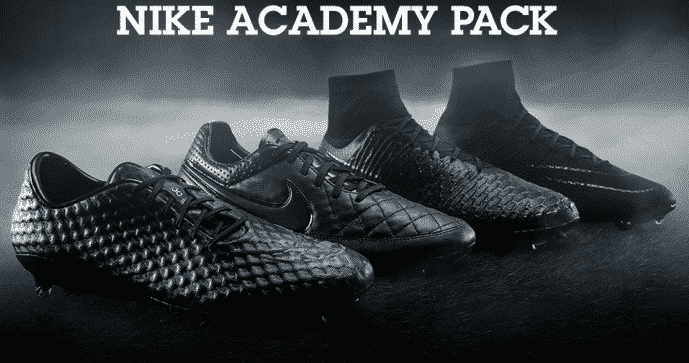 Nike dévoile le Nike Academy Black Pack 21b2a49736f30