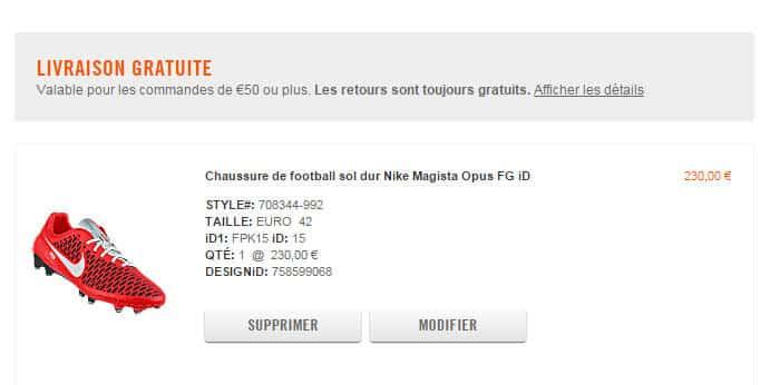 livraison-nikeID-personnalisation-chaussure-football