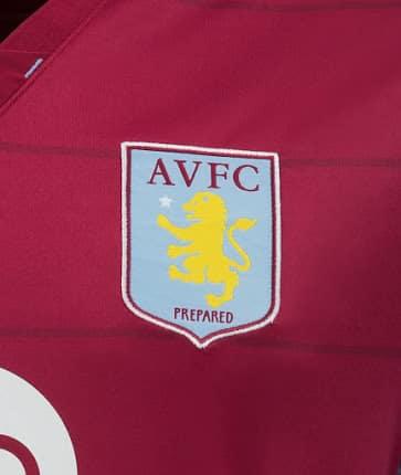 Maillot Aston Villa 2015-2016